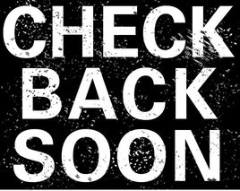 Check Back Soon